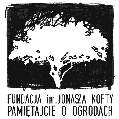 logo Fundacji imienia Jonasza Kofty