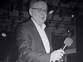 Artur Andrus, fot: Janusz Meissner